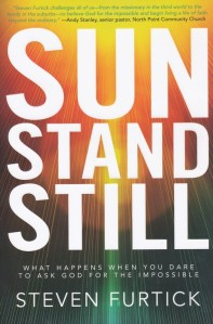 Sun Stand Still Front Cover