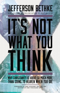 Its not what you think book review